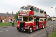 Routemaster, Double Decker Bus, Mind The Gap, Bus Coach, London Transport, Bus Station, Commercial Vehicle, Nottingham, Vintage Coach