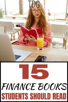 Personal finance books that will allow you to manage your money better and develop good investment habits. This is my list of the best finance books that every college student should be reading. Teenage Books To Read, Books To Read In Your Teens, Books To Read Before You Die, Best Books List, Best Books To Read, College Life Hacks, College Tips, Recommended Books To Read, Middle School Books