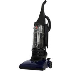 Bissell 12B1 Gray/Blue Helix Vacuum