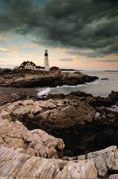【メイン州の灯台、アメリカ】メイン州には60以上もの灯台があります!Lighthouse in Maine, US-Maine has over 60 lighthouses. #travel #america