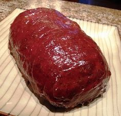 South Your Mouth: Best Meatloaf. Ever. Made this substituting half the ground beef with mild pork sausage. It really is the best meatloaf ever, Held together better than any recipe I have ever made