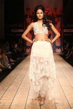 Lakmé Fashion Week – Shehla Khan LFW Summer Resort 2013
