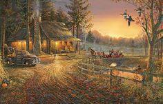 Autumn Ride (1000 Piece Puzzle by SunsOut)