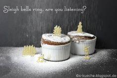 S-Küche: Gewürz-Schokoladen Soufflé für Barbaras Spielwiese
