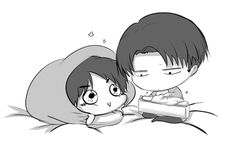 Attack on titan eren x levi yaoi