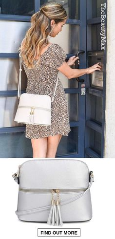 This small comfortable Silver crossbody bag makes the perfect gift for christmas, valentines, birthdays, anniversaries, etc. This is truly the one gift that will be enjoyed when going out shopping, travel, work, school/college or vacations. Features: Stylish and functional, easy to maintain, trendy and fashionable, medium and lightweight.. CLICK TO FIND OUT MORE Cool Messenger Bags, Crossbody Messenger Bag, Cross Body Satchel, Shopping Travel, Bag Making, Vacations, Going Out, Birthdays, College
