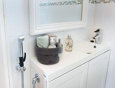 2713F Oras Optima - Smart Bidetta wash basin faucet