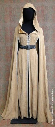 Legend of the seeker - Kahlans costume