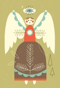 Joyous Angel by Tracy Walker.