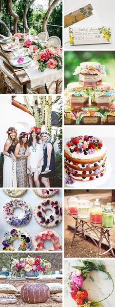 Floral Garden Bridal Shower Inspiration: http://www.beaconln.com/blog/garden-party-bridal-shower-inspiration/