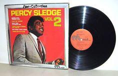 PERCY SLEDGE -  Star-Collection Vol. II *Midi 1973* LP