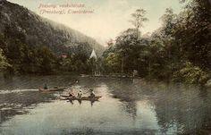 Obľúbené miesto na oddych. Ako často navštevujete Železnú studničku? zdroj: Slovensko na historickych fotografiach