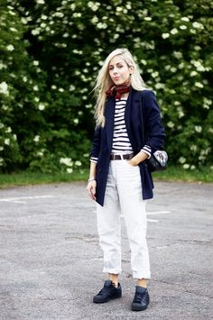 Outfit Tips From the World's Best Bloggers via @WhoWhatWear