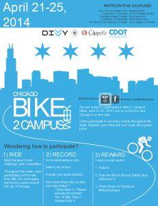 Bike2Campus Poster