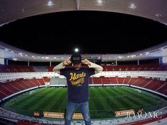 Estadio Omnilife , cancha donde juegan Las Chivas Del Guadalajara