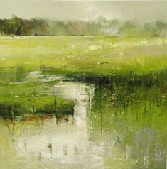 Abstract Landscapes Painting, Media 163 895, Claire Wiltsher #abstractlandscape