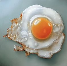 Artista holandês, baseado em Londres, Tjalf Sparnaay, pinta imagens hiperrealistas de comida. Com técnicas a óleo, seu trabalho impressiona pelas texturas detalhadas dos ítens prediletos do menu. Confira.