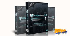 AllAppPress V2 Review and Bonuses + SPECIAL BONUSES & COUPON => https://www.jvzooproductreviews.com/allapppress-v2-review-and-bonuses/  Create Optimized Mobile Apps for iOS and Android Using Your Existing Websites in Just 1 Click...So Easy, Even a 5-Year-Old Could Do It! #AllAppPressV2