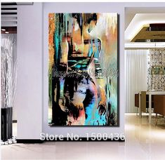 Cheap Painting & Calligraphy, Buy Directly from China Suppliers: Handmade Abstract Nude Sexy Painting Oil Girl Set Modern Woman Body Wall Pictures 5 Pieces Home Decoration Canvas ArtUS