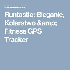 Runtastic: Bieganie, Kolarstwo& Fitness GPS Tracker