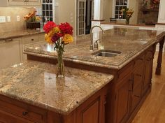 Kitchen / Bath of The Month   | Colonial Marble & Granite