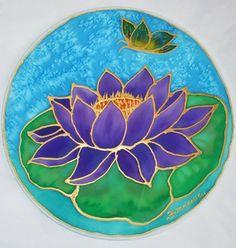 mandala, Purple Lotus, mandala art, lotus art, yoga art, meditation art, metaphysical art, spiritual art, new age art, reiki art, energy art
