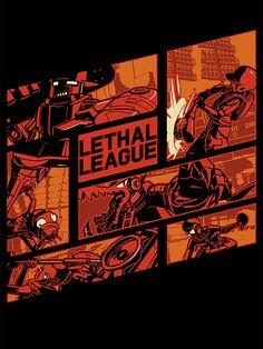 Lethal League - Squad