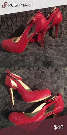 INC Lucey pumps New without tags Inc Lucey pumps. 4inch heel. INC International Concepts Shoes Heels