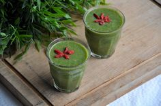 3 x boerenkool smoothie