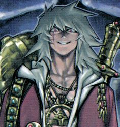 Bandit King Bakura - Yu-Gi-Oh! - It's time to Duel! - Wikia