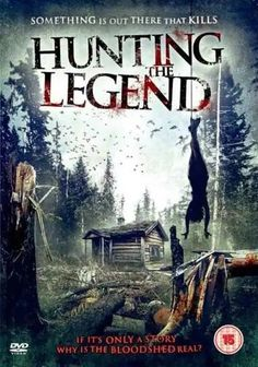 Hunting The Legend Horror Books, Horror Films, Horror Movie Posters, Film Posters, Books To Read, My Books, Music Books, See Movie, Horror Show