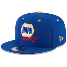 48c5853e6af Chase Elliott New Era NAPA Diamond Era Sponsor 9FIFTY Snapback Adjustable  Hat – Royal