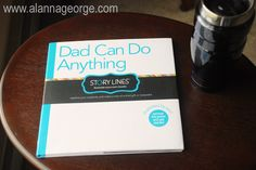 Dad Can Do Anything - Illustrate Your Own Story Book by Compendium - Great for the kiddos to make as a gift for Dad! - More titles available - great summer time activity.