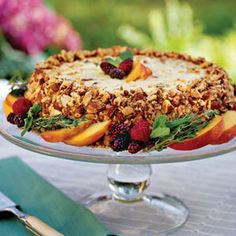 Cha-Cha Chicken Salad - Adore this recipe from Southern Living - would be perfect for a brunch!