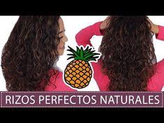 ¡No se arrepentirá! Going Natural, Hair Repair, Pineapple, Curly Hair Styles, Shampoo, Beauty Hacks, Hair Cuts, Hair Beauty, Hairstyle