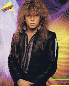 Europe Band, Joey Tempest, Rock And Roll, Hair Styles, Sexy, Beauty, Magazines, Bands, Dreadlocks