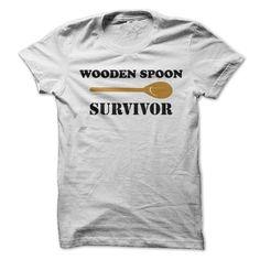 Wooden Spoon Survivor tshirt - 10
