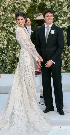 New Elie Saab Bridal Dress Fashion Ideas Wedding Dressses, Best Wedding Dresses, Bridal Dresses, Wedding Gowns, Elie Saab Bridal, Boho Wedding, Wedding Bride, Ellie Saab Wedding, Tent Wedding