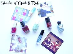 Current Nail Polish Obsessions|Shades of Mint