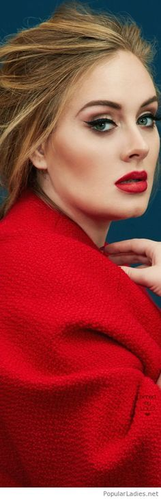 Amazing Adele make-up inspiration