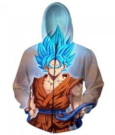 Goku Champion Super Saiyan Dragon Ball Z Gym Bodybuilding,TO GO Training Hoodie