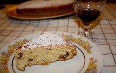 Torta con ricotta - Questa torta con ricotta è soffice e leggera, infatti la ricotta viene usata nell'impasto invece del burro o di altri grassi; inoltre si usano solo 2 uova e quindi i grassi e le calorie sono molto ridotte.