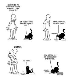 Putain de chat, la vérité sur les chats enfin révélée - Image