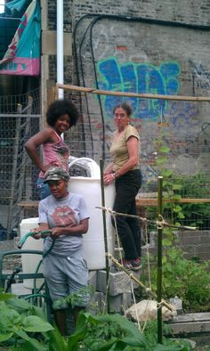 462 Halsey Community Garden in Bed-Stuy, Brooklyn received $2,000 to convert a vacant lot into a thriving community garden. This underutilized area is being transformed into a community hub to provide fresh produce for the neighborhood, encourage pride in the neighborhood, and foster healthy living.