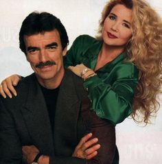 this is a great picture of the young Victor & Nikki Newman