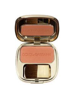 9ffe5ac2d28cf Dolce   Gabbana The Blush Luminous Cheek Colour in Apricot   allure.com  Maquillage,