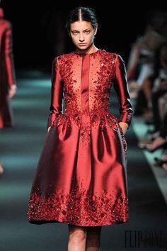 Georges Hobeika Couture F/W Fashion Week, Runway Fashion, Net Fashion, Punk Fashion, Lolita Fashion, Georges Hobeika, Beautiful Gowns, Beautiful Outfits, Prom Dress 2014