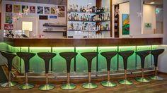 De bar in Hampshire Hotel - City Hengelo