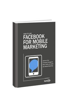 Free eBook: How to Use Facebook for Mobile Marketing - http://wanelo.com/p/3878283/just-out-how-to-make-money-with-cell-phones-and-mobile-marketing