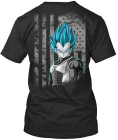Redone SSGSS Vegeta - Whis Logo on Front